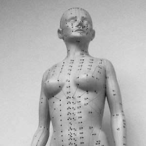 Acupuncture points for menopause