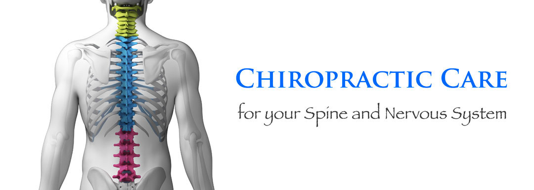 Chiropractic care for spine and nervous system